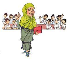 ibu-guru-kartun
